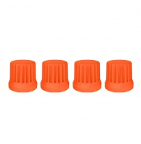 DJ Techtools Encoder Set (Neon Orange)