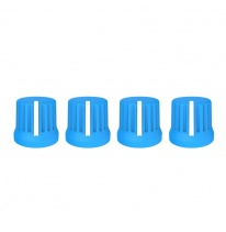 DJ Techtools Fatty Knob Set (Blue)