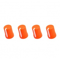 DJ Techtools Super Knob Set (Neon Orange)