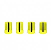 DJ Techtools Super Knob Set (Yellow)