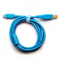 DJ TechTools USB-C Chroma Cable Blue
