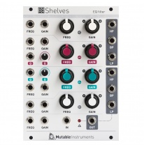 Mutable Instruments Shelves