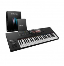 Native Instruments Komplete Kontrol S61 MK2 + Komplete 11 Ultimate