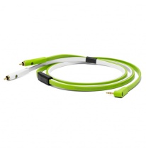 Oyaide NEO d+ MYR Class B Dual RCA - 3.5mm TRS (angled) Cable 1.5m