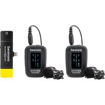 Saramonic Blink 500 Pro B4 (2 to 1) 2,4 GHz wireless system for Iphone