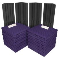 Auralex Acoustics Roominators Project 2 (Purple)