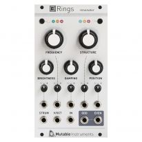 Mutable Instruments Rings (B-Stock)