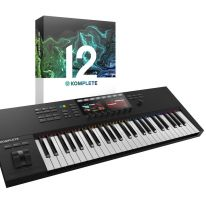 Native Instruments Komplete Kontrol S49 MK2 + Komplete 12 Bundle