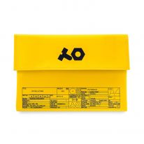Teenage Engineering OP-Z Roll Up Bag (Yellow)