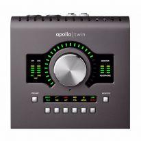 Universal Audio Apollo Twin MKII Duo (Heritage Edition)