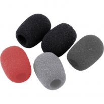 Zoom WSL-1 Windscreen for Lavalier Microphone (5 pcs.)