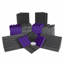 Auralex Acoustics Roominators Alpha-DST (Purple)