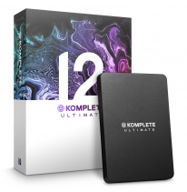 Native Instruments Komplete 12 Ultimate (Site Licence)