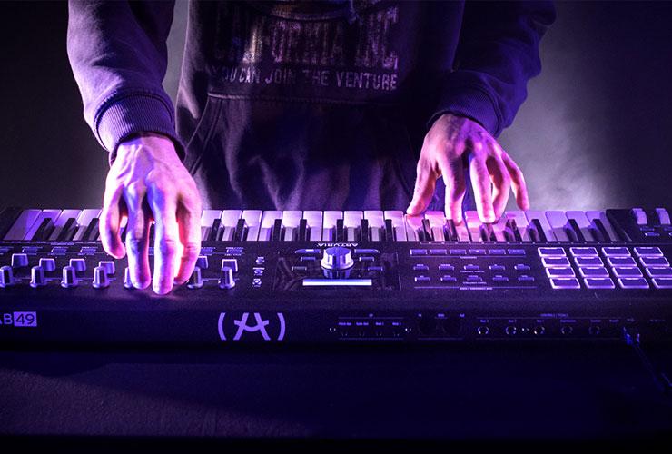 Nowość: Klawiatury Arturia Keylab MK2 MIDI