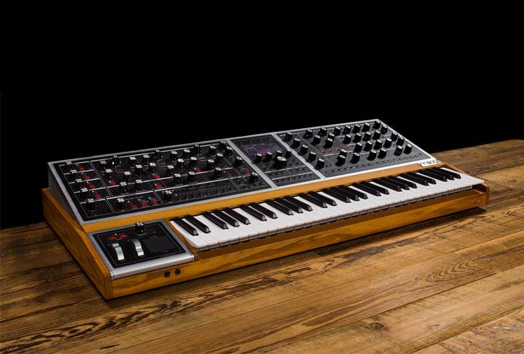 Nowość: syntezator Moog One