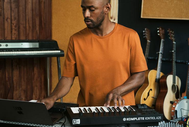 Nowość: Native Instruments Komplete Kontrol A klawiatura serii MIDI