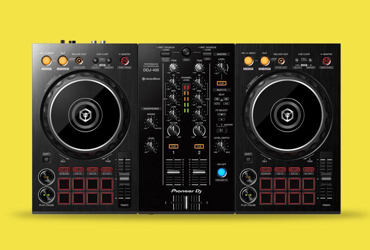Nowość: kontroler Pioneer DDJ-400 DJ