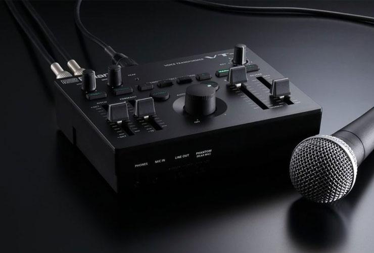 Nowość: Roland VT-4 Voice Transformer