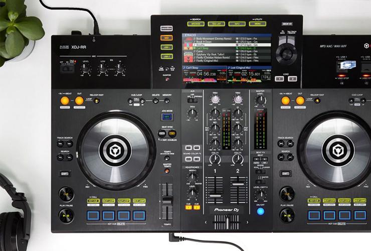Nowość: kontroler Pioneer XDJ-RR DJ